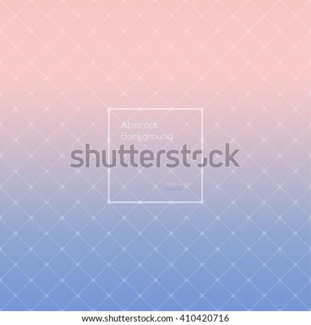 gradient rose quartz and
