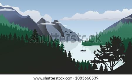 gradient vectors landscape