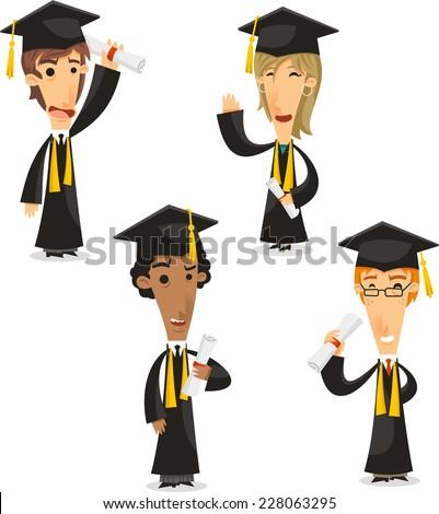 graduates bachelor master  phd