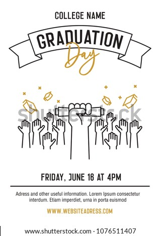graduation ceremony party