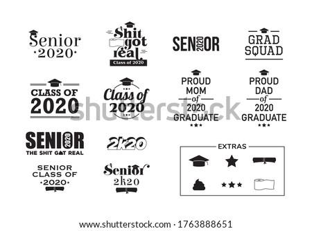 graduation class of 2020 shit