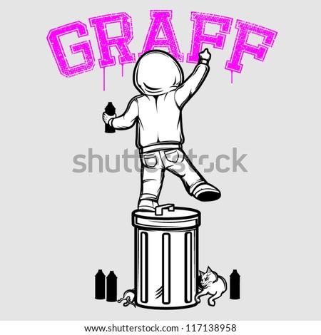 graff  t shirt special series