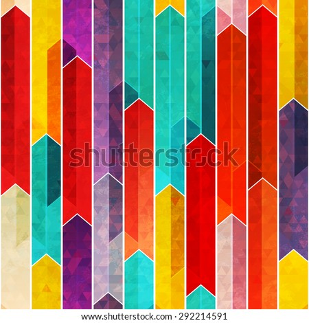graffiti geometric seamless