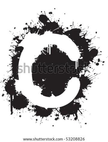 Graffiti Splatter c