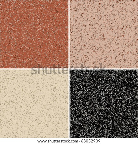 Granite seamless background, available in 4 colors.