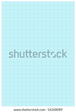 Graph paper grid vector.
