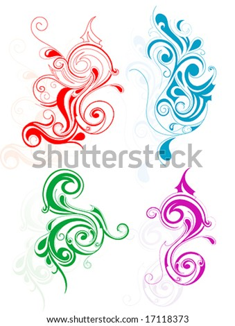 Swirl Tattoo Design by ~average-sensation on deviantART