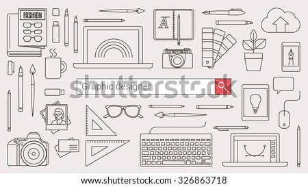 graphic designer  illustration