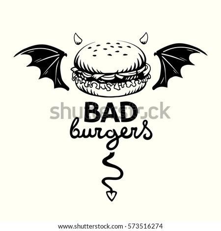 graphic illustration of evil