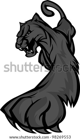 graphic mascot vector image of
