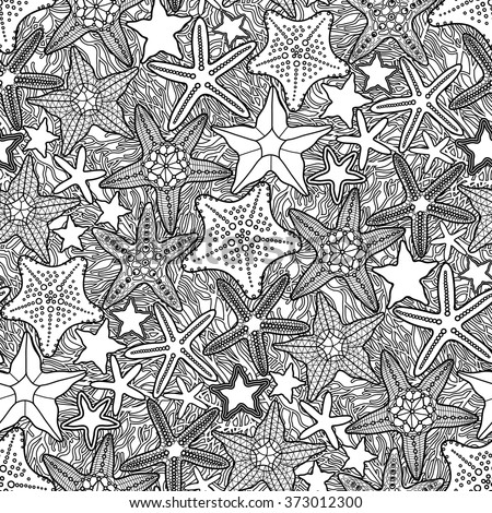 graphic starfish collection