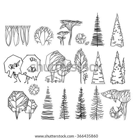 graphic trees easy to use for