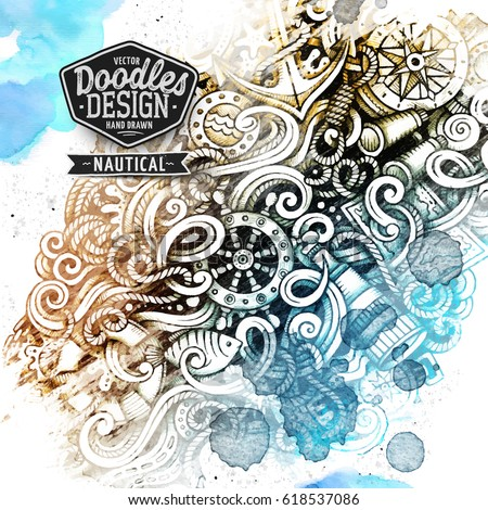 graphics doodles hand drawn