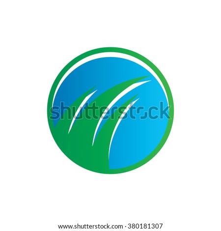 grass natural logo