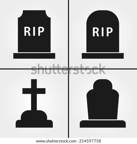 grave icons
