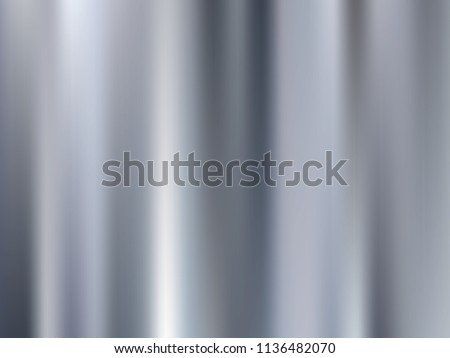 gray abstract background, vector background for metal silver presentations