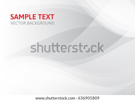 gray abstract wave background