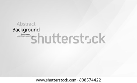 Gray and white and black color background abstract art vector