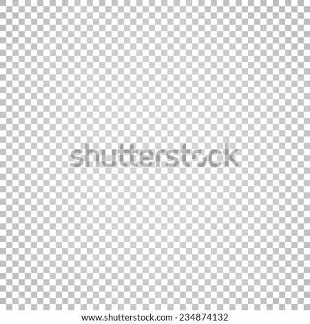 Gray checkers background, Old paper with stains - Vector