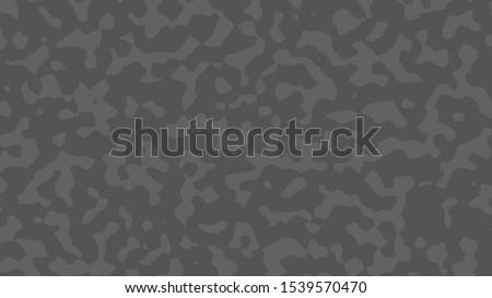 gray 2 tone organic camouflage