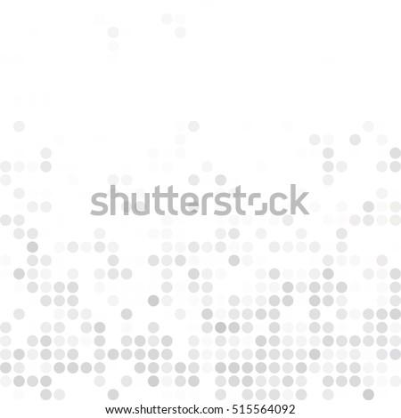 gray white random dots