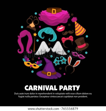 great carnival party...