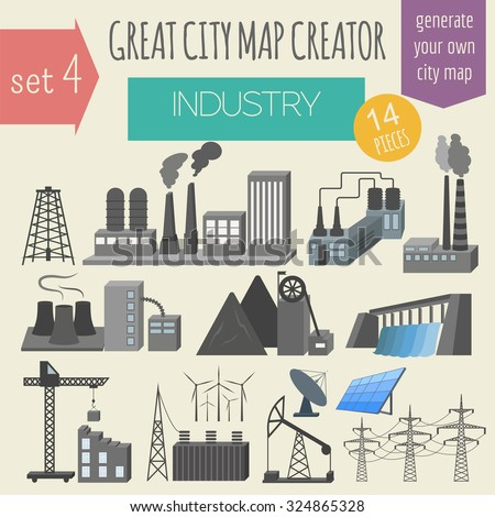 great city map creator house