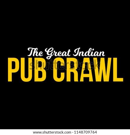Great indian pub crawl