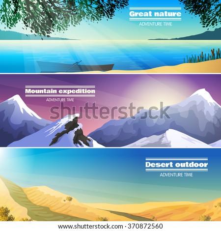 great nature travel landscape 3