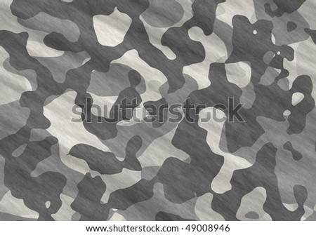 great night camouflage material background