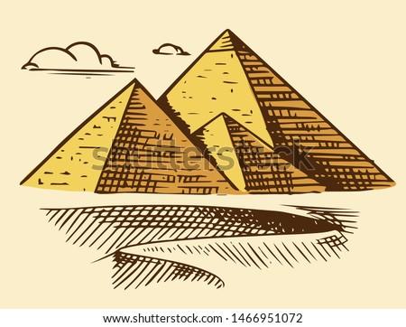 great pyramid of giza seven