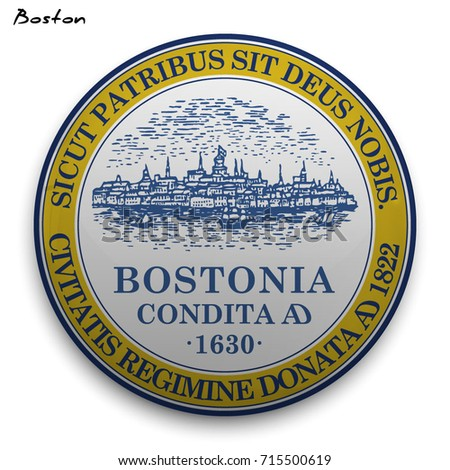 great seal of the usa city of