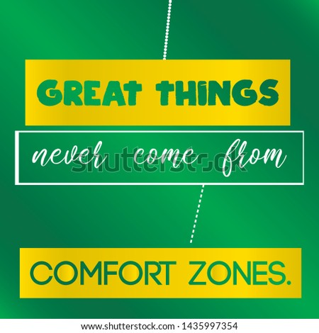 Great Things T-shirt and apparels print graphic vector typography - Vector