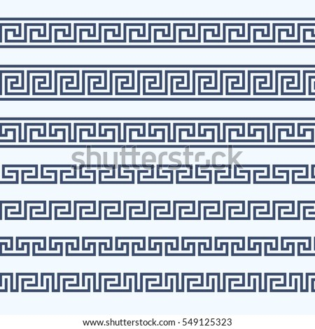 greek pattern border   grecian