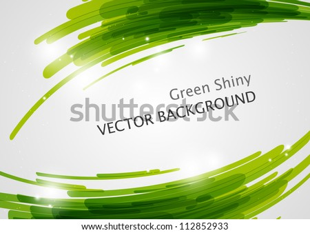 Stock Photo Green abstract background