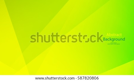 green and yellow color