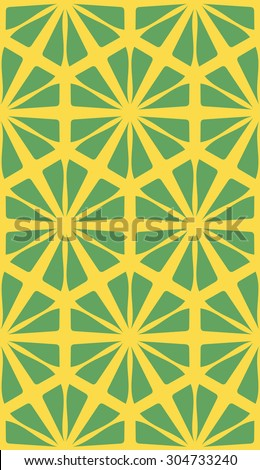 green and yellow seamless