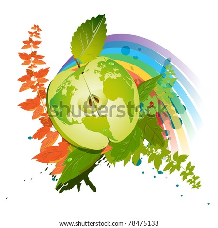 green apple in the context of