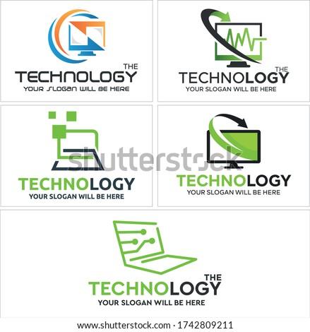 green black symbol computer