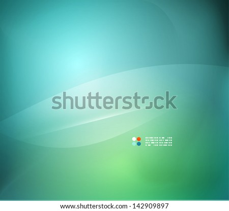 stock-vector-green-blue-abstract-background