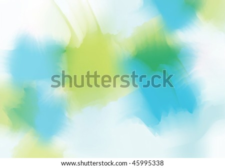 green-blue background