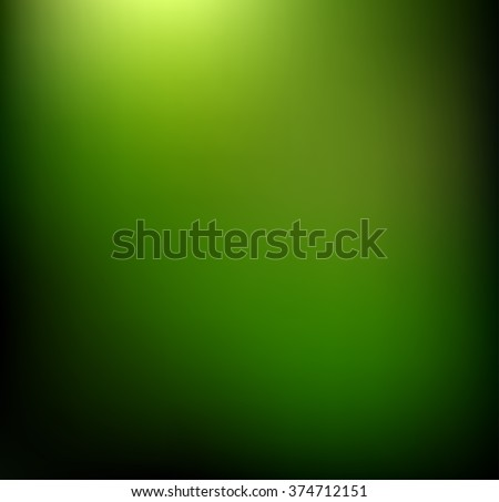 green blurred background vector