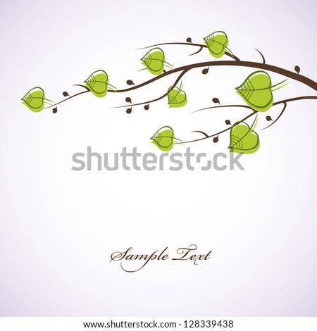 green branch seasonal