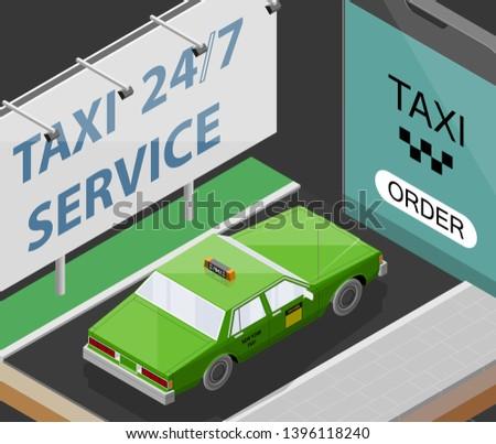 green cab taxi 24 7 service