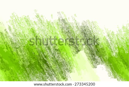 green chalk background vector