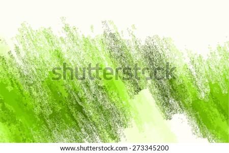 green chalk background vector