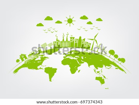 green city on earth  world...