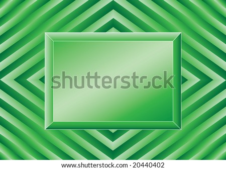 green crystal ( emerald plate squares backgrounds board )