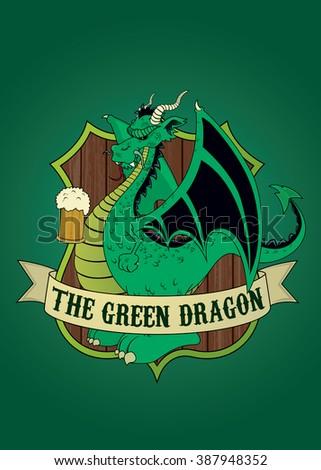 green dragonimaginary tavern