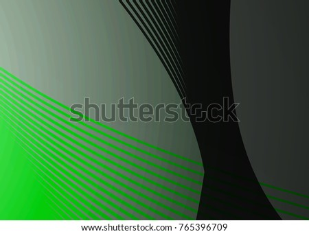 Green eco background. Green eco background or template. Green eco city background design. Abstract web design. Nature color background. Green leaf vector concept.